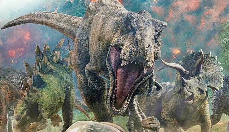 侏罗纪世界新游要来了 名为《侏罗纪世界:创伤》