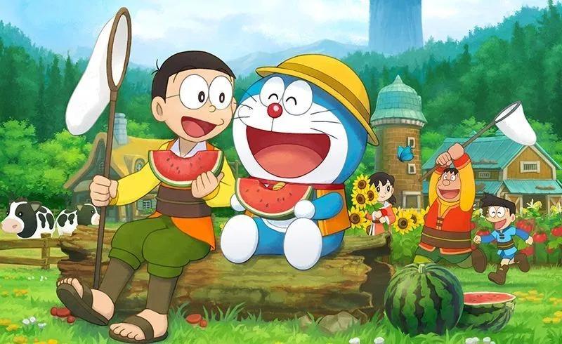 传《哆啦A梦:大雄的牧场物语》7.30日登陆PS4 还将追加新内容