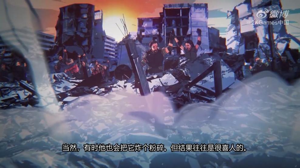 """爆炸的艺术!《幽浮:奇美拉战队》新成员""""阔剑""""公开"""