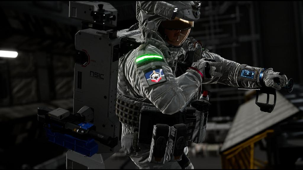 国产FPS《边境》新演示公开 别样太空射击体验