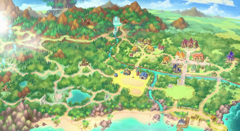传闻为真!PS4《哆啦A梦牧场物语》7月30日发售