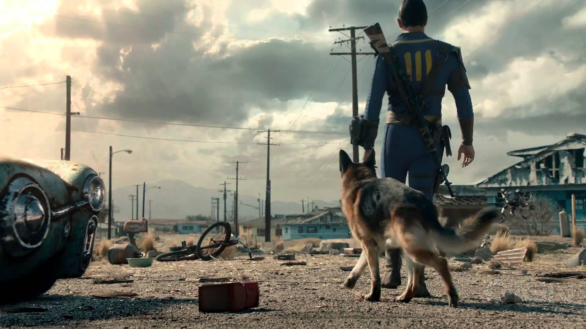 《辐射76》总监表示在未来或将加入宠物系统