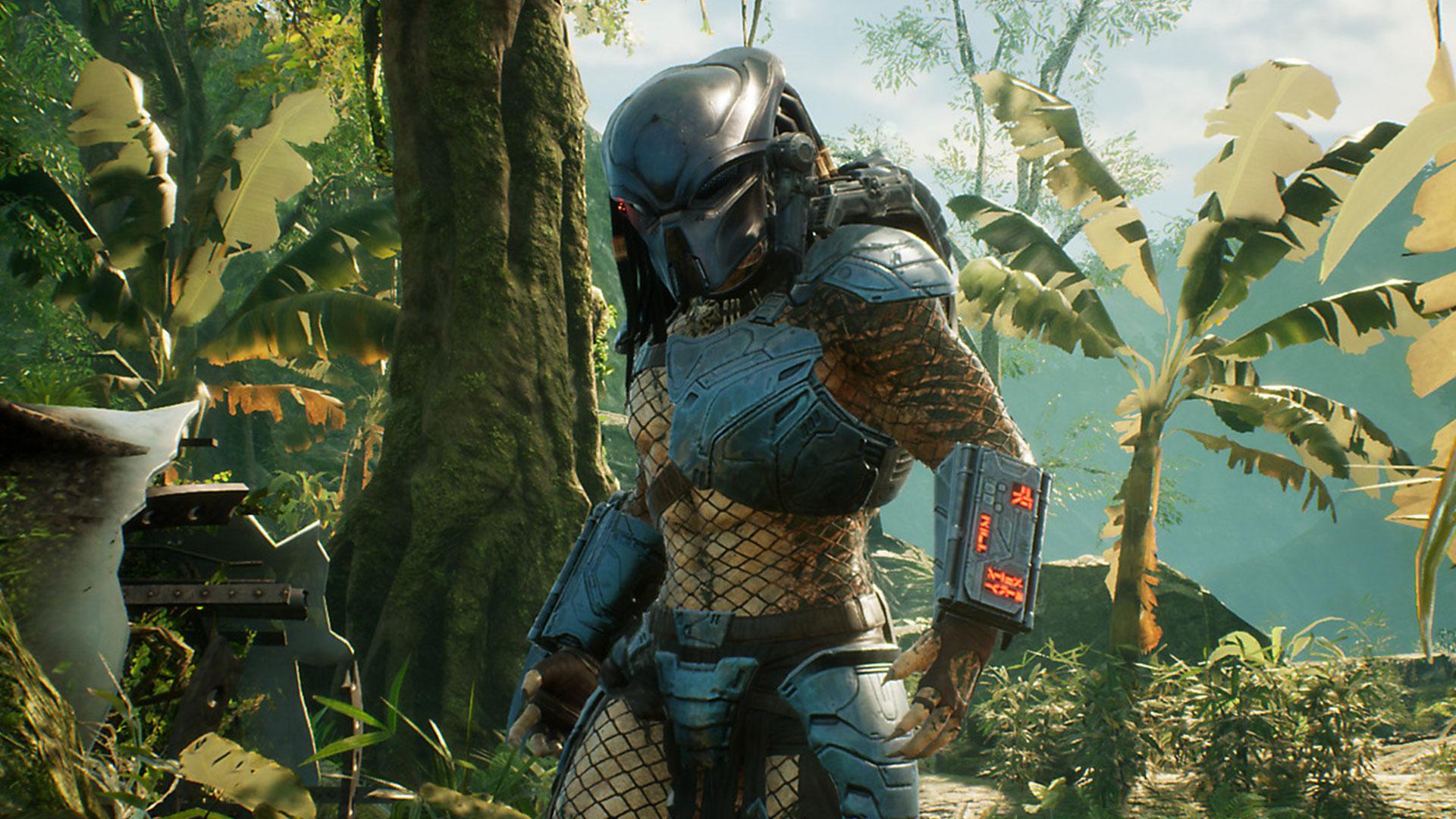 非对称对抗新作《铁血战士:狩猎场》上线推出首日补丁