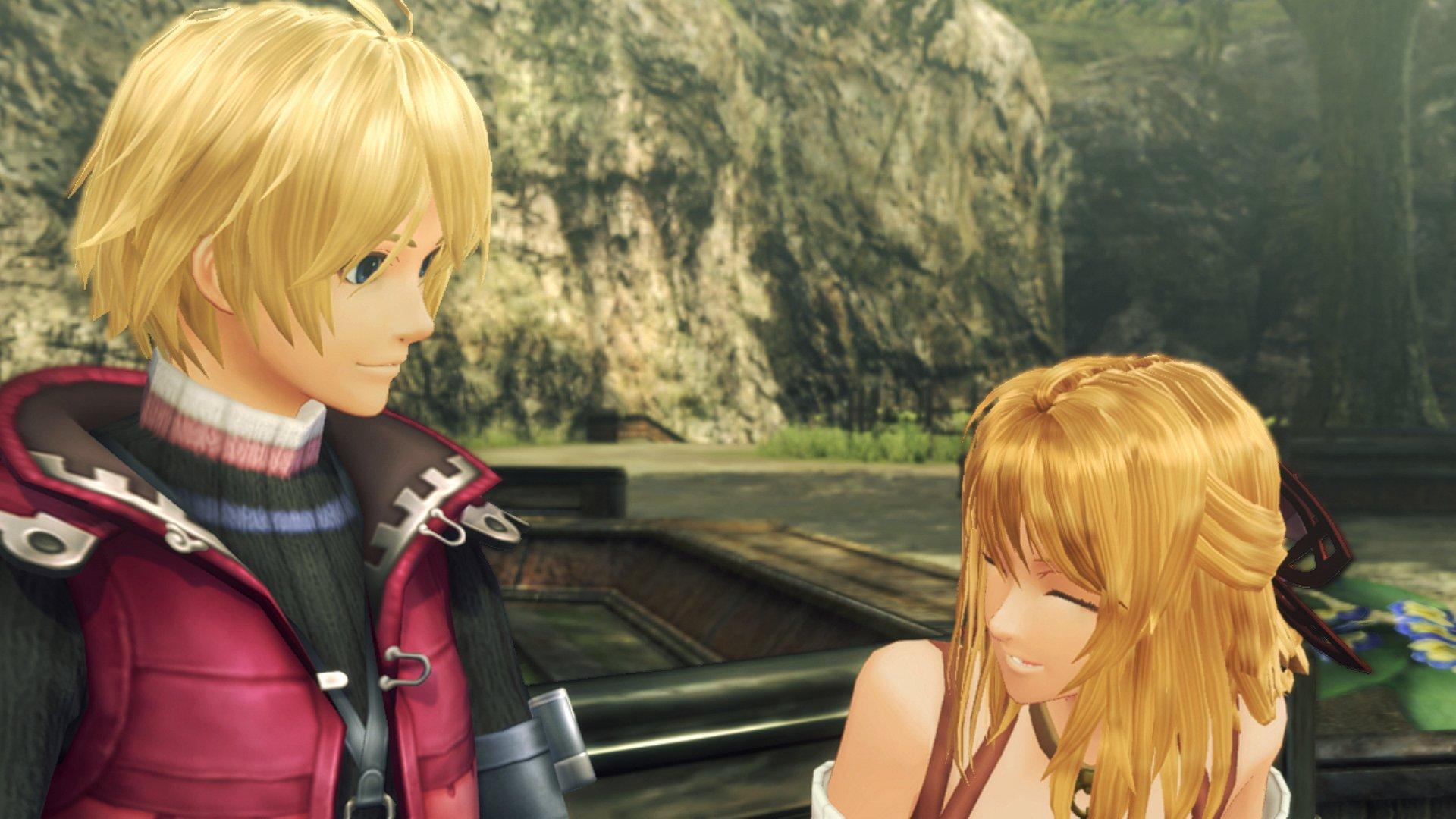 《异度神剑:终极版》新一批游戏截图发布