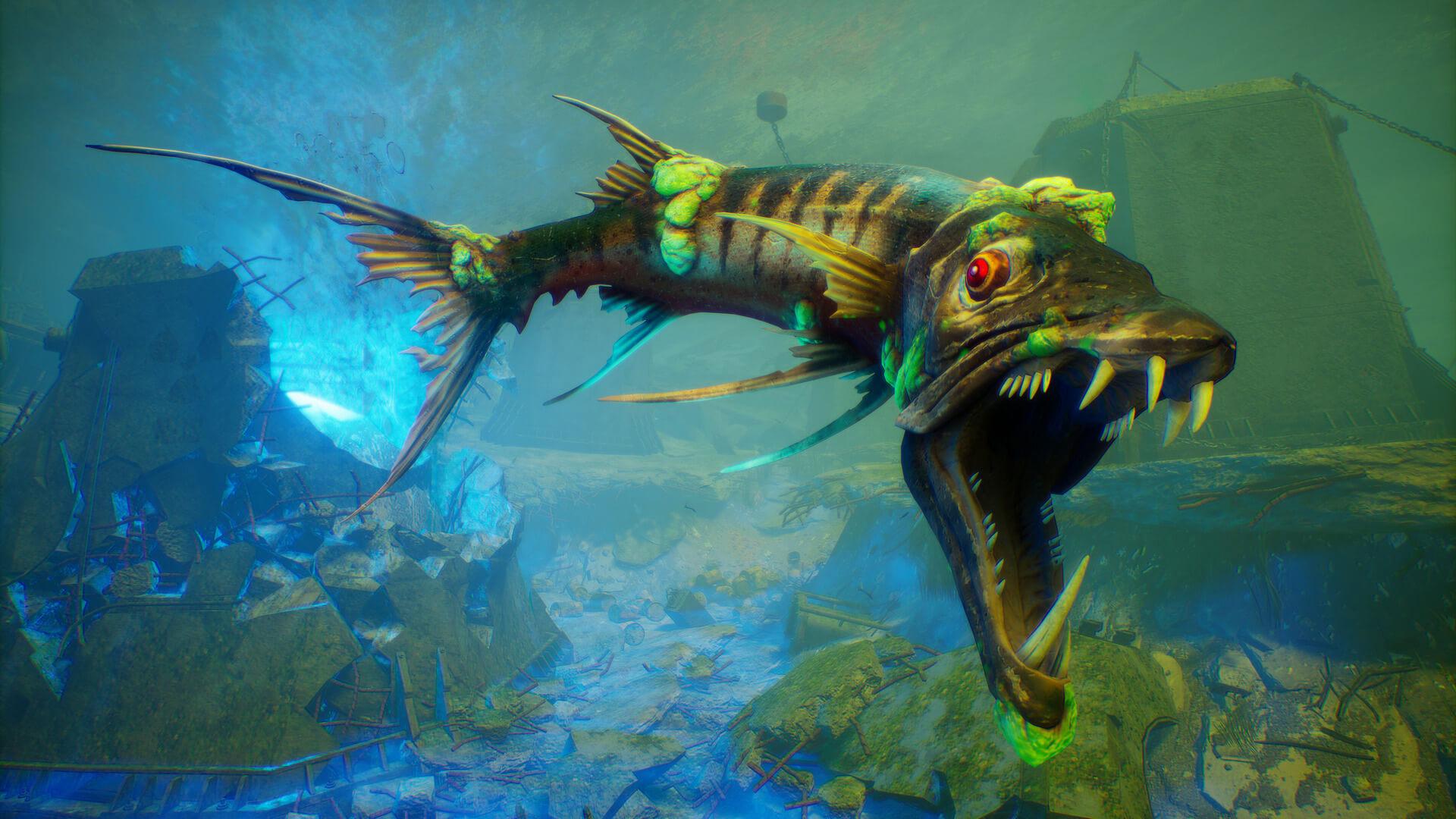 模拟游戏《食人鲨》全新截图放出 疯狂鲨鱼血腥杀戮
