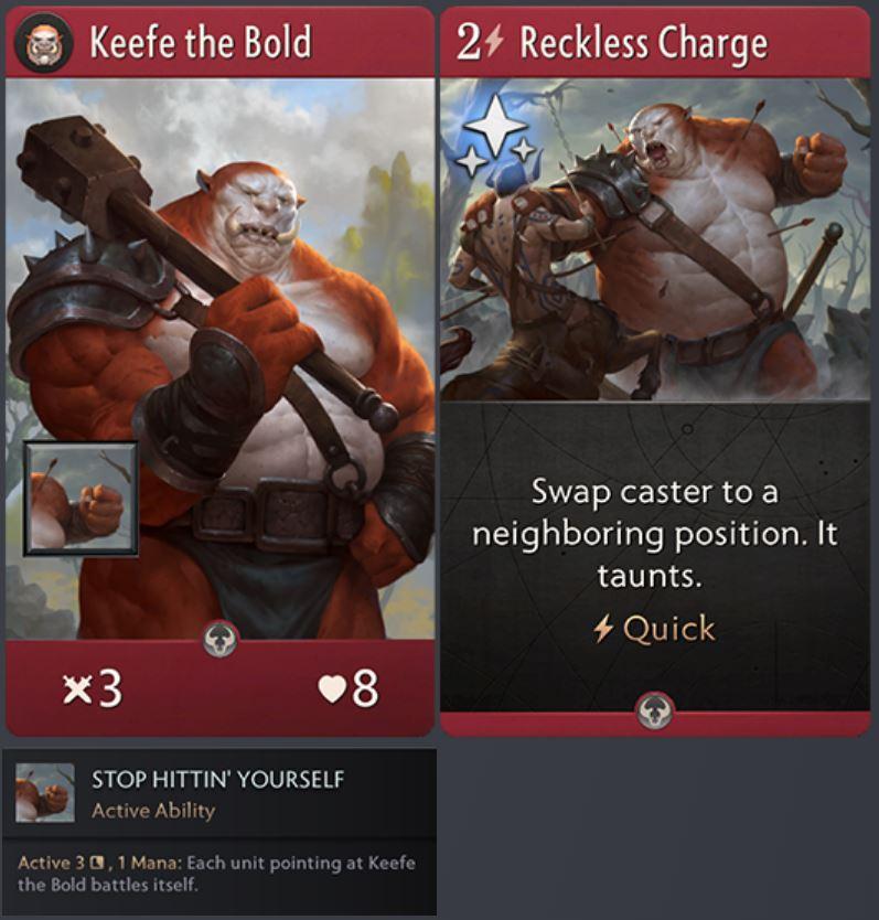 Valve牌游《Artifact》英雄变动计划 新英雄由玩家票选决出