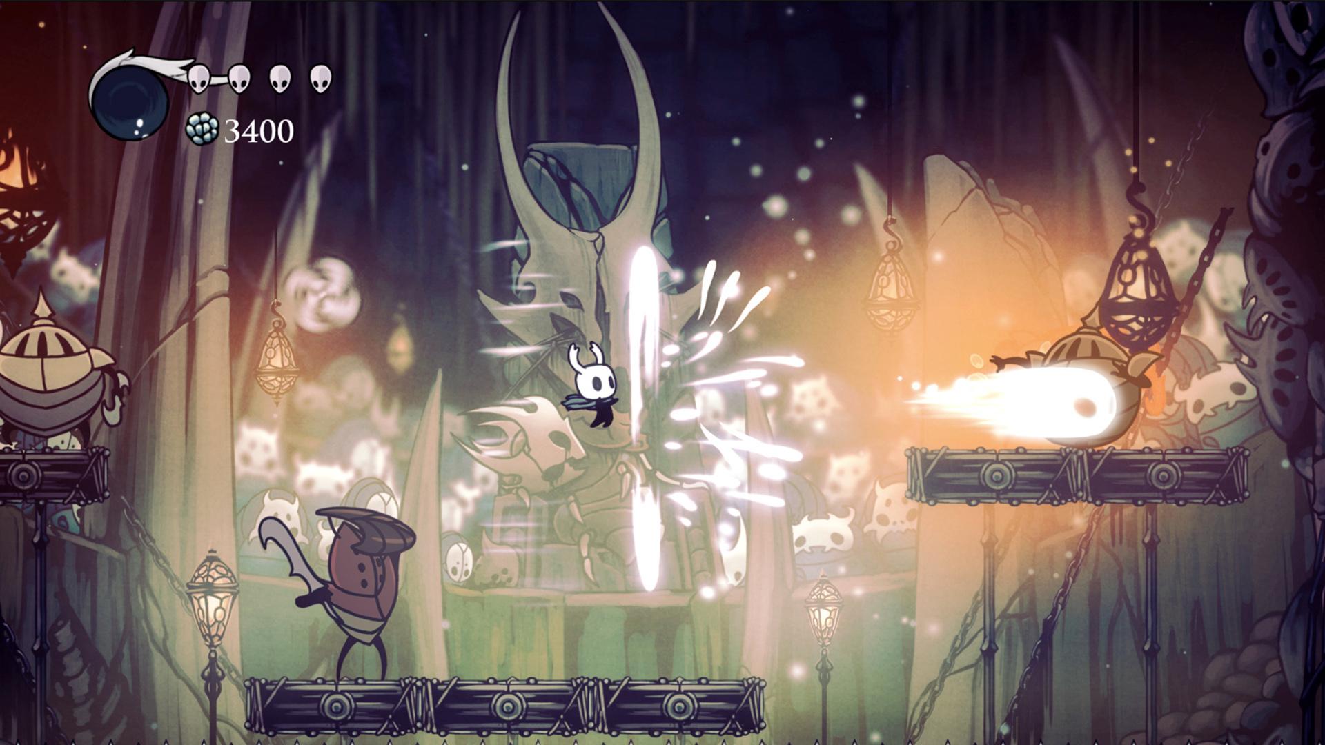 硬核动作游戏《空洞骑士》Steam打折促销 仅售24元