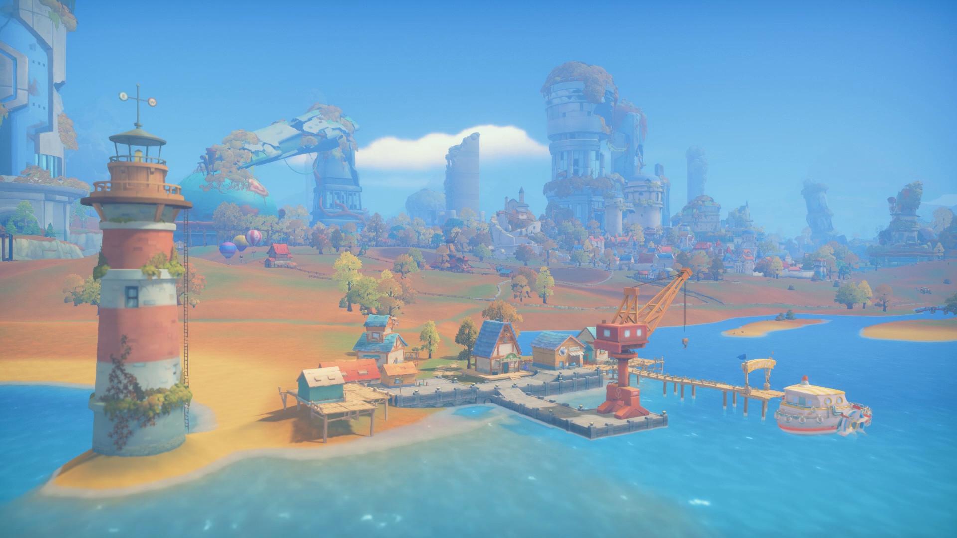 国产农场模拟RPG《波西亚时光》 PC版销量破百万