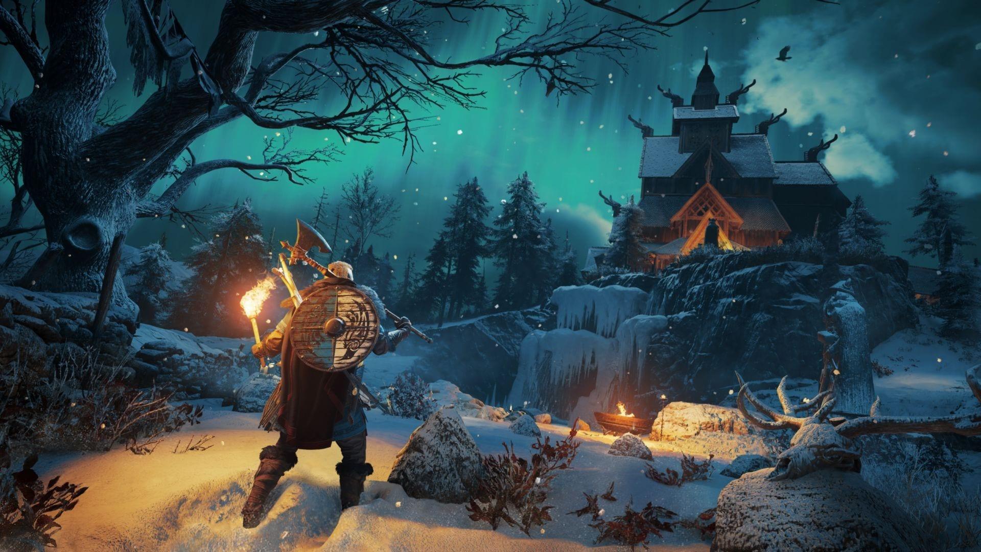 《刺客信条:英灵殿》PC版将不会登陆Steam