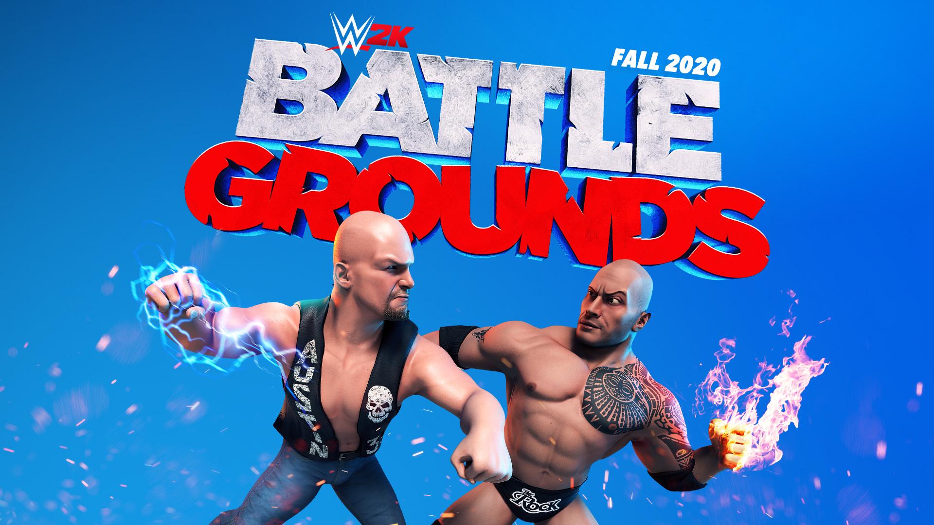 Q版风格热血摔角 《WWE 2K竞技场》将登陆全平台