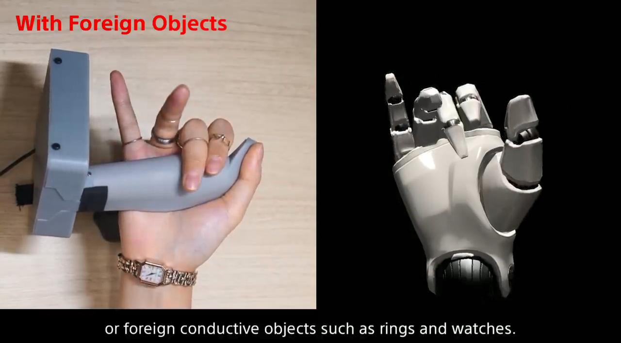 """细腻操控 索尼次世代VR新技术""""手指追踪""""功能演示"""