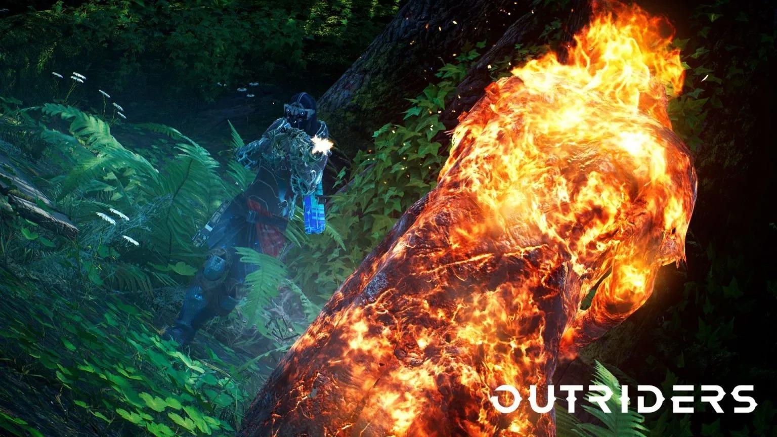 次世代新作《Outriders》又一批高清截图展示