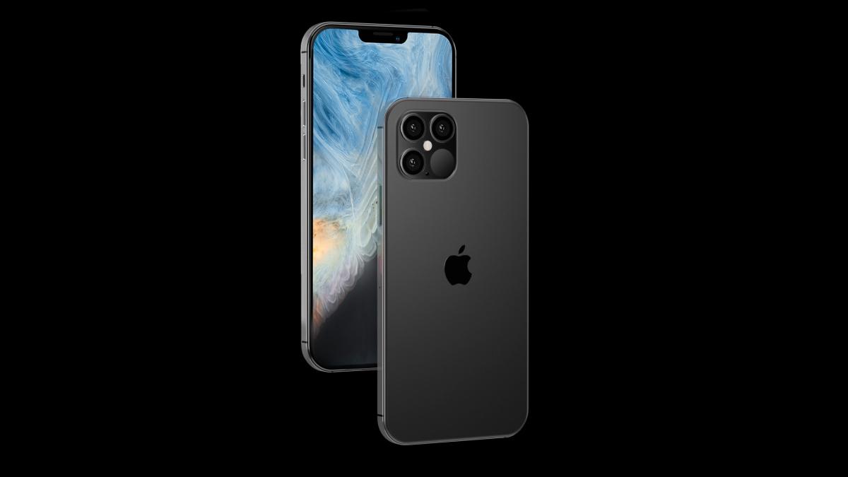 苹果iPhone 12系列手机最新渲染图曝光