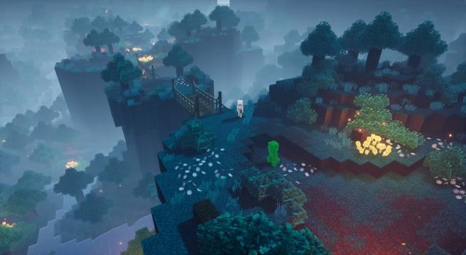 《我的世界:地下城》本想做单人塞尔达风 途中改变主意