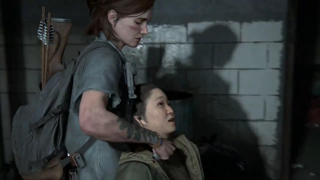 《最后的生还者2》全新剧情预告公布 中文字幕