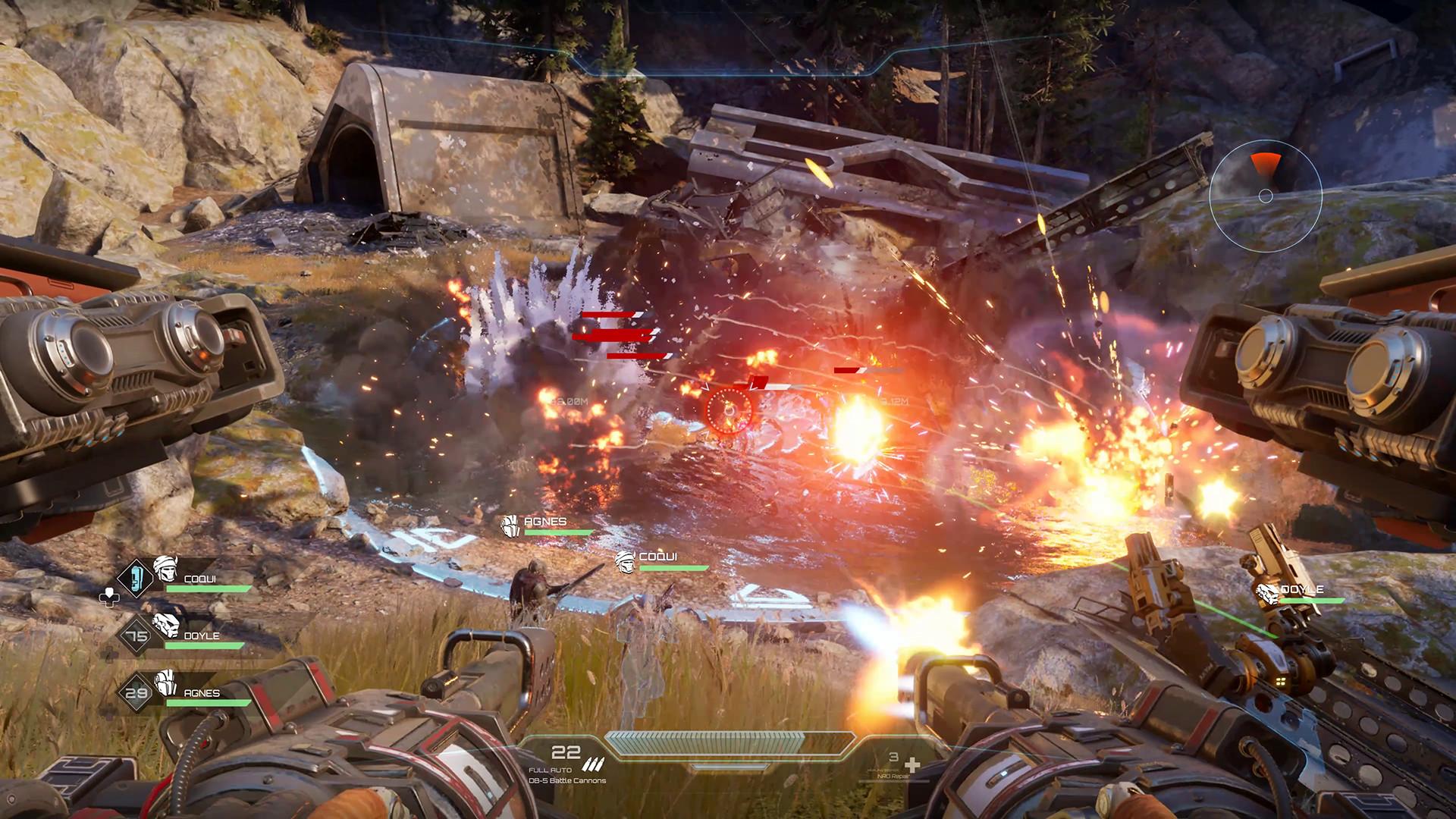 光环创始人打造科幻机甲FPS《崩解》Steam开启预购 国区售价179元