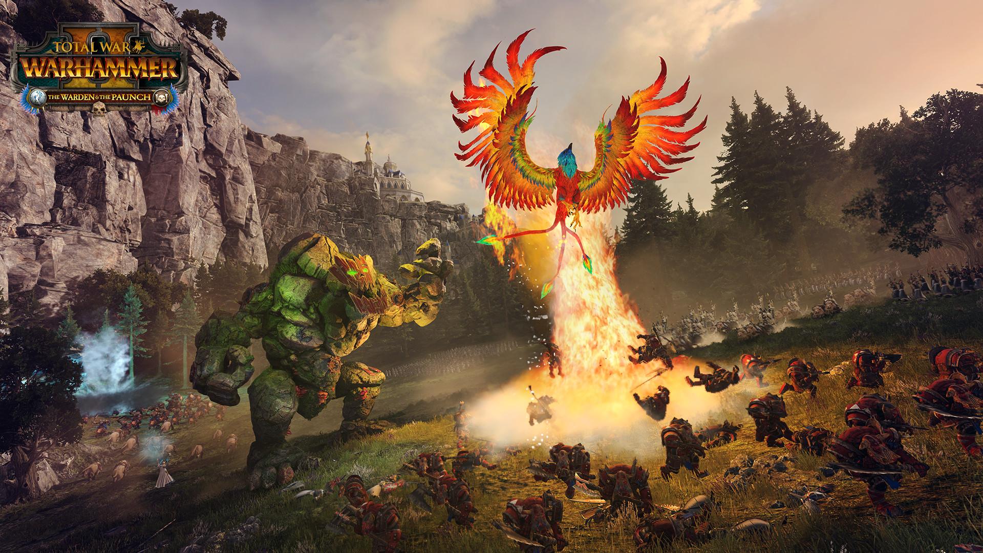 《全面战争:战锤2》新DLC公布 5月21日发售
