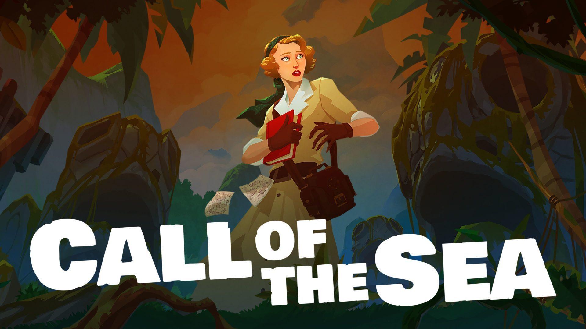 冒险解谜新作《海之呼唤》新截图 神秘岛屿寻夫之旅