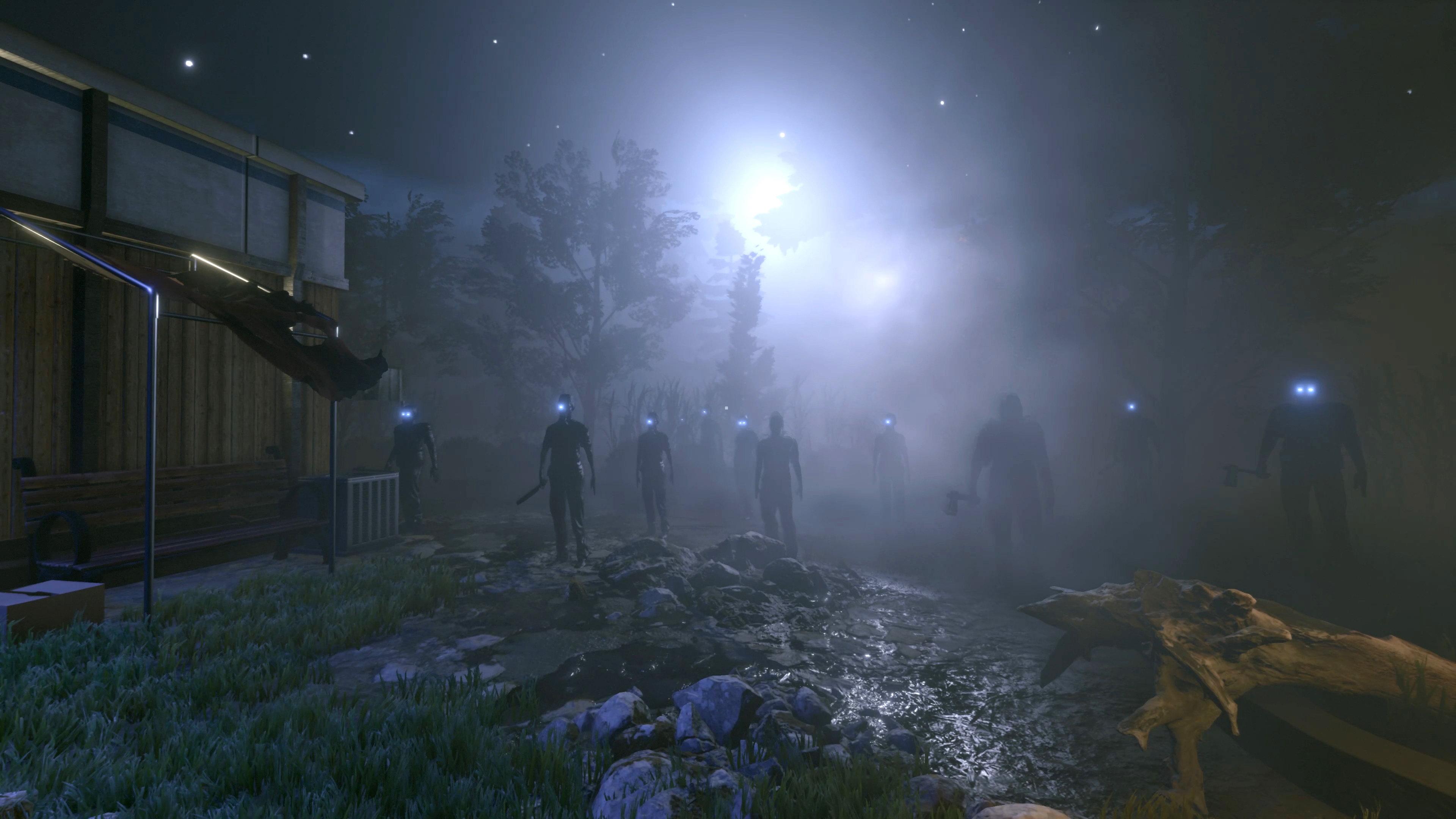 恐怖新作《残存之人》新预告及截图 游戏延期发售