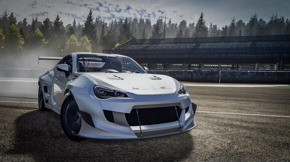 505 Games发行飘移赛车模拟游戏《漂移21(DRIFT21)》,今日上线Steam
