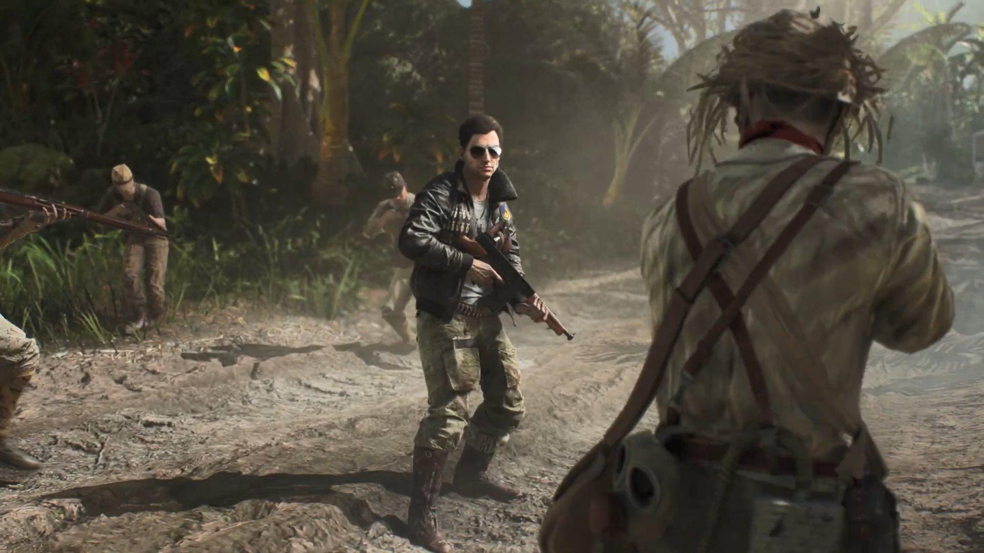 《战地5》全新精英角色:无畏飞行员史提夫‧費雪