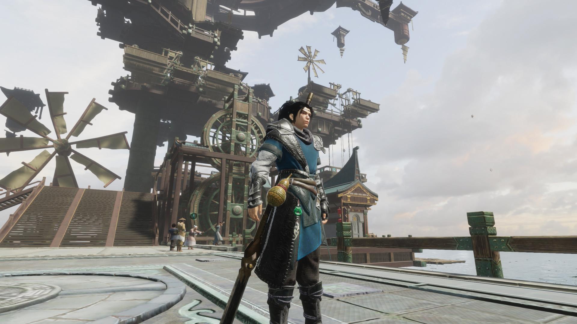 《亦春秋》确定EA模式将于6月3日上市 首周仅51元