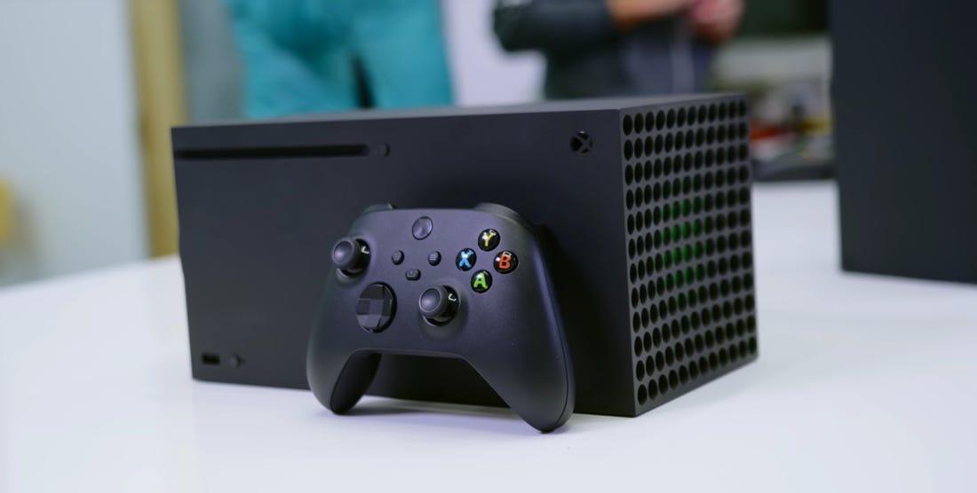 游戏新消息:分析师微软正在等索尼先公布价格然后再调低XboxSeriesX的售价