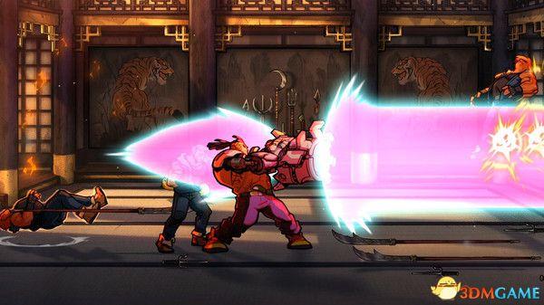 《怒之铁拳4》高难度通关视频+全人物出招演示+隐藏关卡进入方法