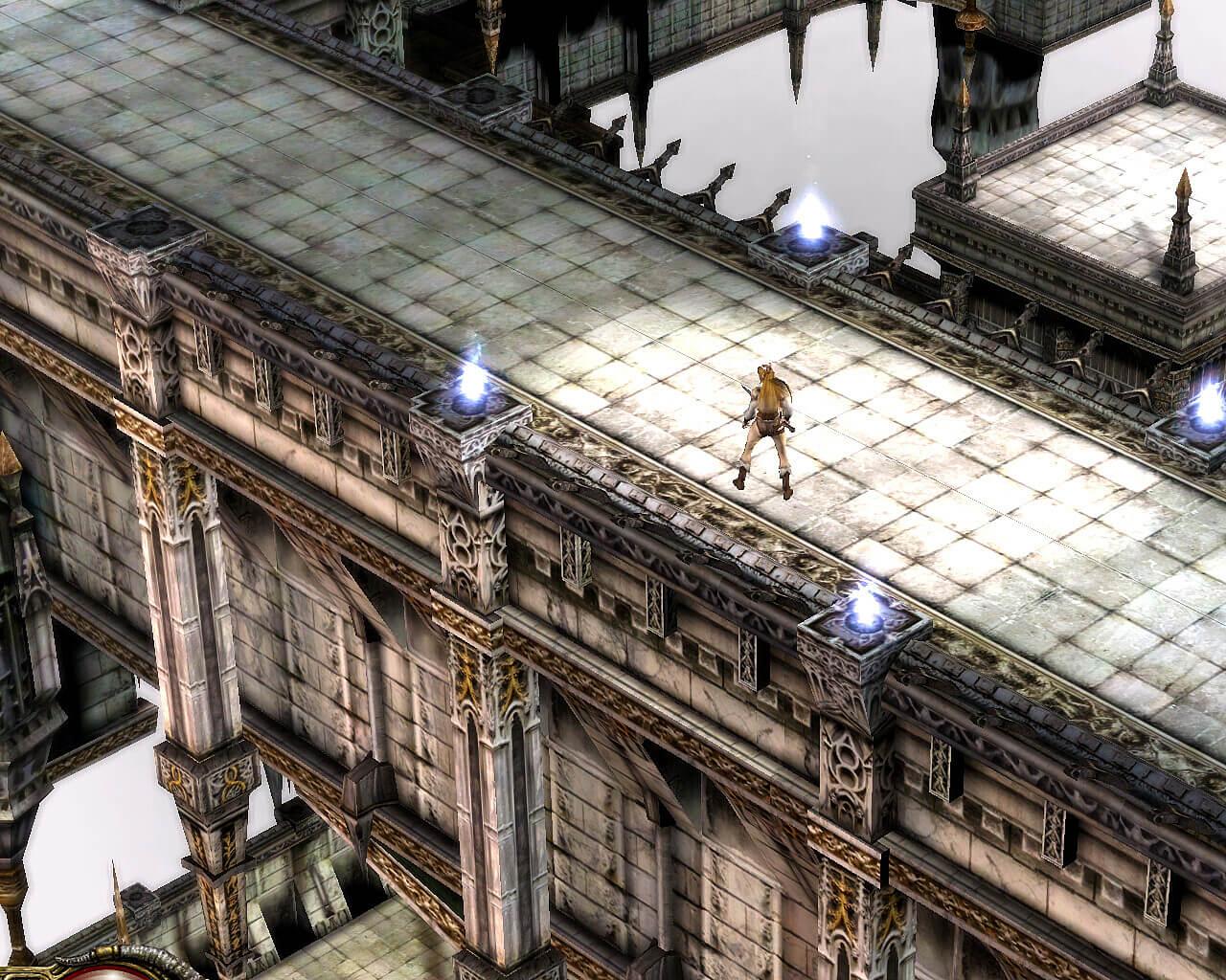 《暗黑破坏神3》早期开发版截图 看起来像《暗黑4》