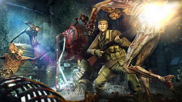 《僵尸部队4:死亡战争》第二个DLC现已上线各大平台
