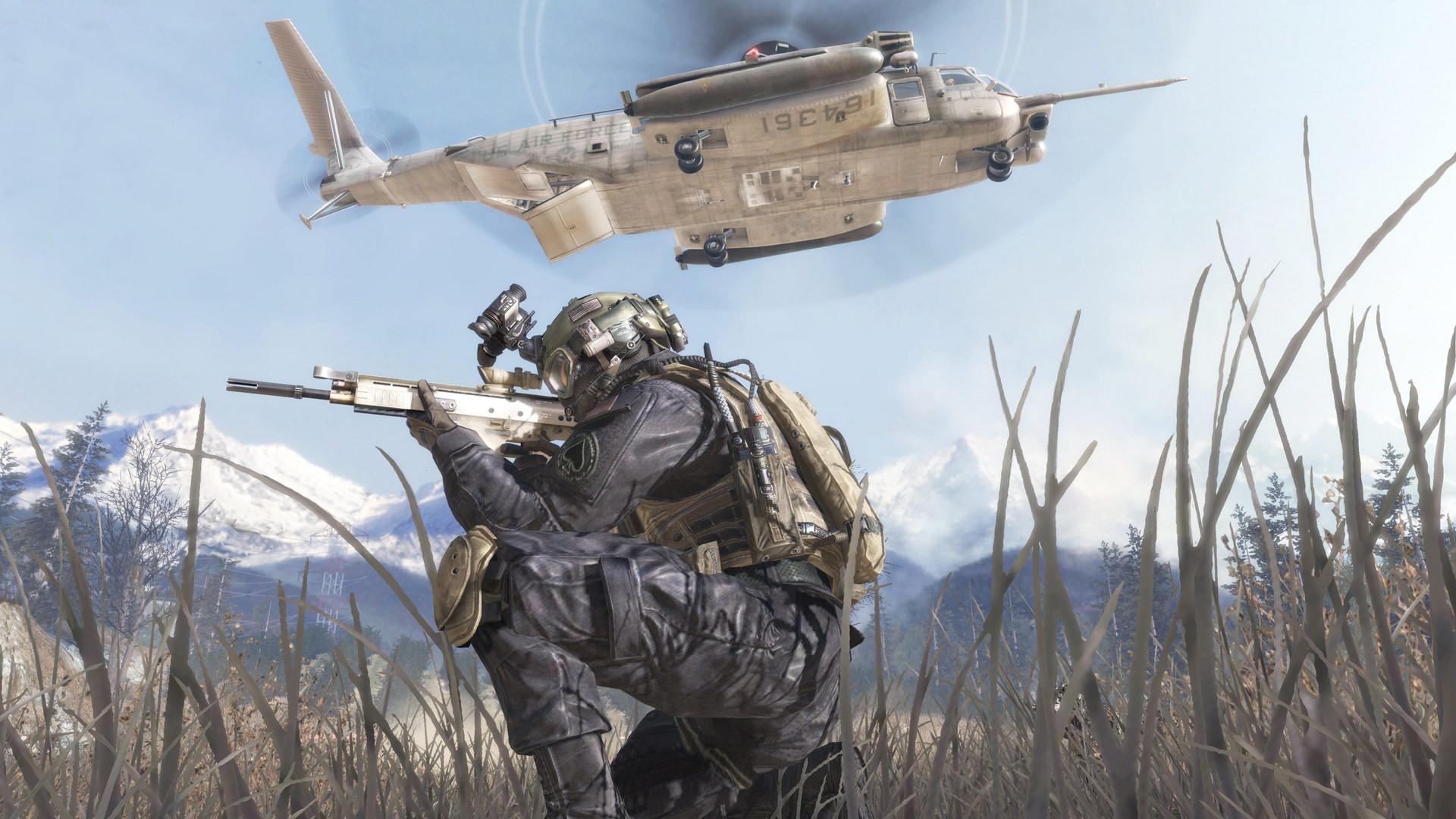 《使命召唤6:现代战争2重制版》全收集视频攻略 全情报电脑收集视频