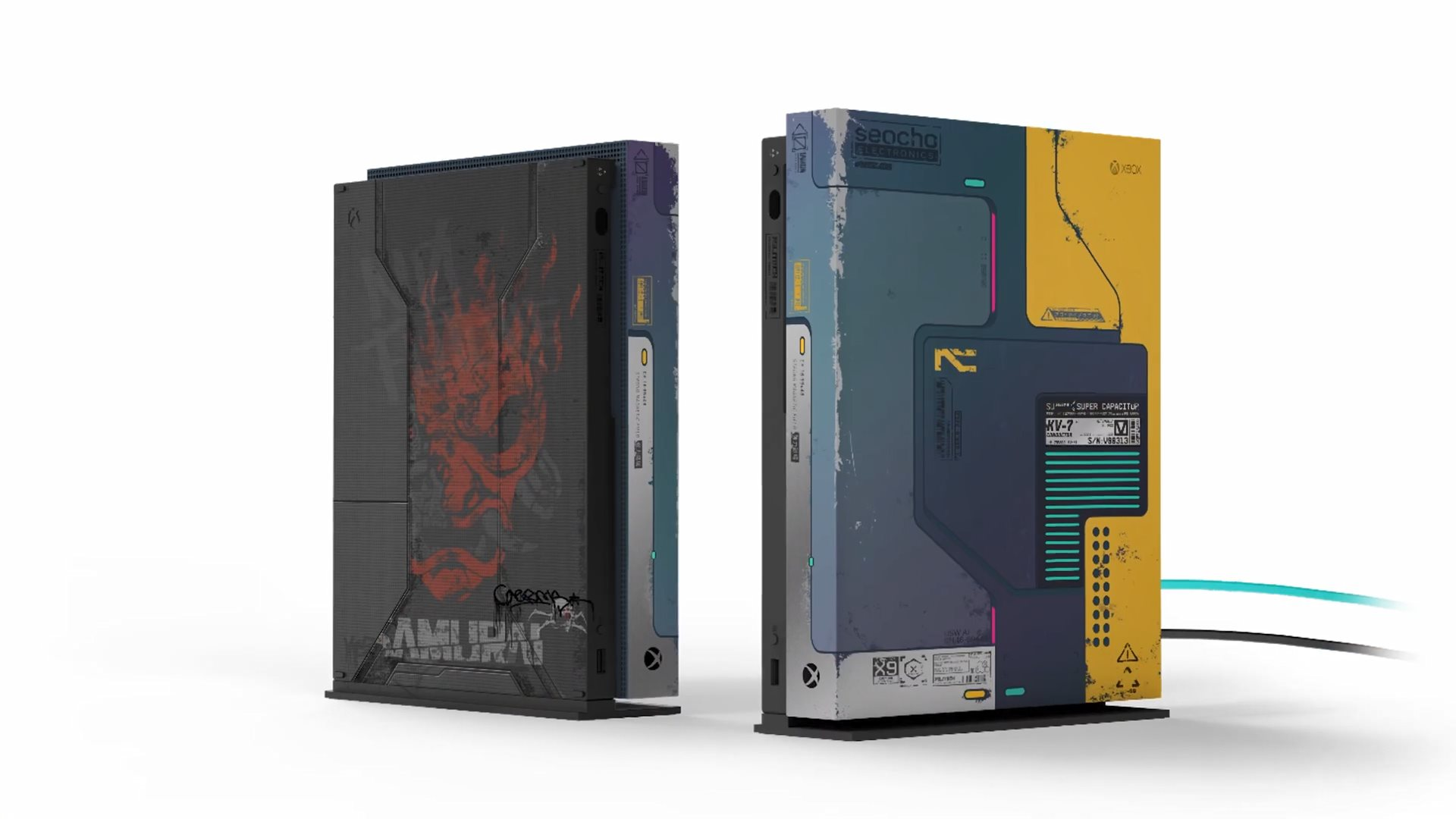 《赛博朋克2077》限量版Xbox主机开发幕后 只少量生产一次