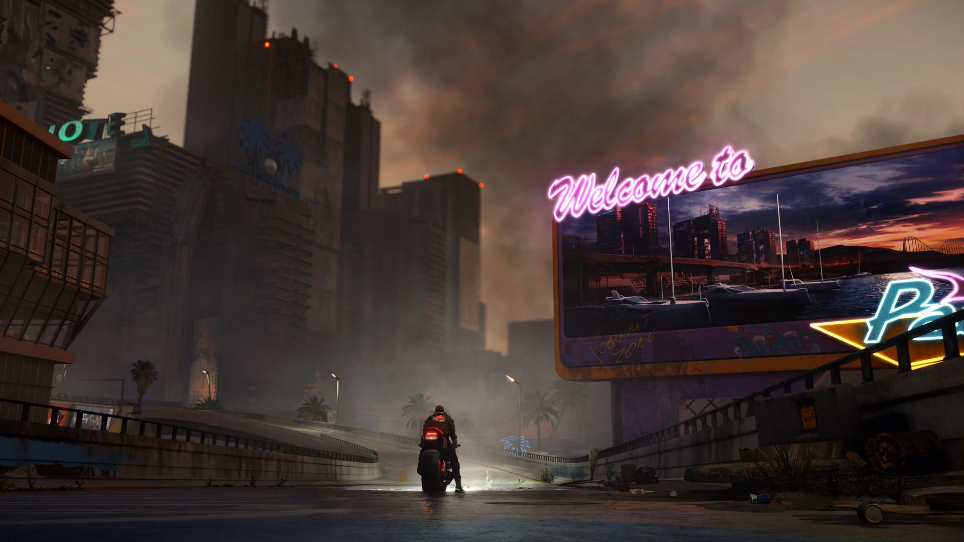《赛博朋克2077》放出新演示 庆贺《疯狂麦克斯》上映5年