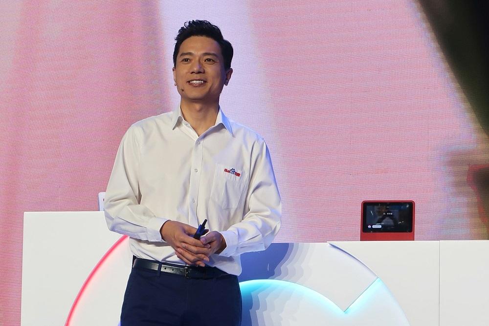 李彦宏直播首秀 百度市值猛涨120亿