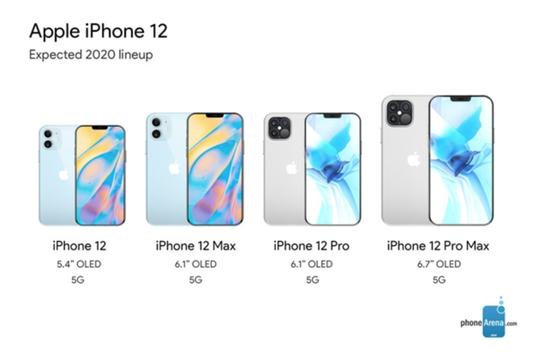iPhone 12系列或128GB起步:起售价或再创新高