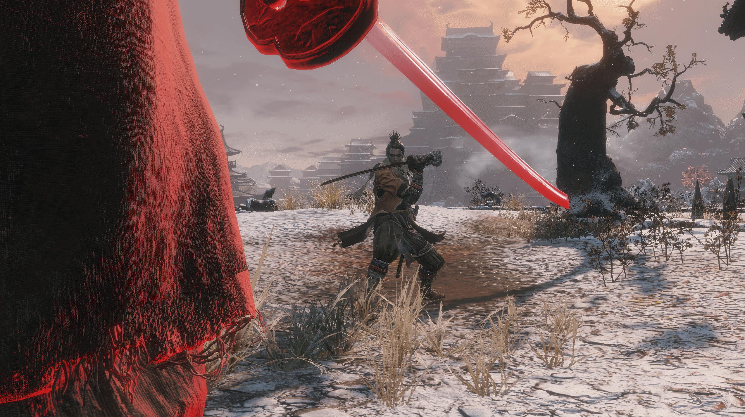 《隻狼》連線Mod推出新版本 主機死亡時不再給幻影獎勵