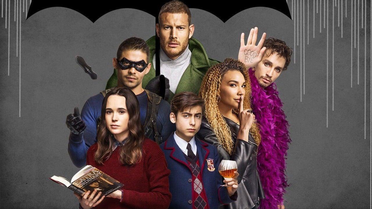 网飞官宣:《伞学院》第二季7月31日首播