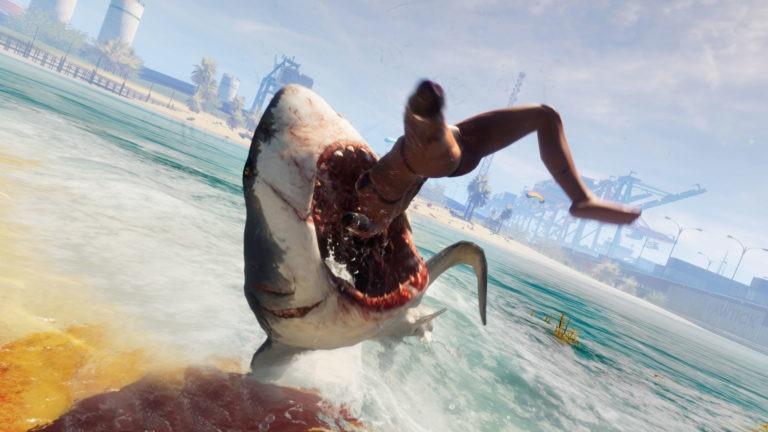 扮演鲨鱼向人类复仇 《食人鲨》上市预告片发布