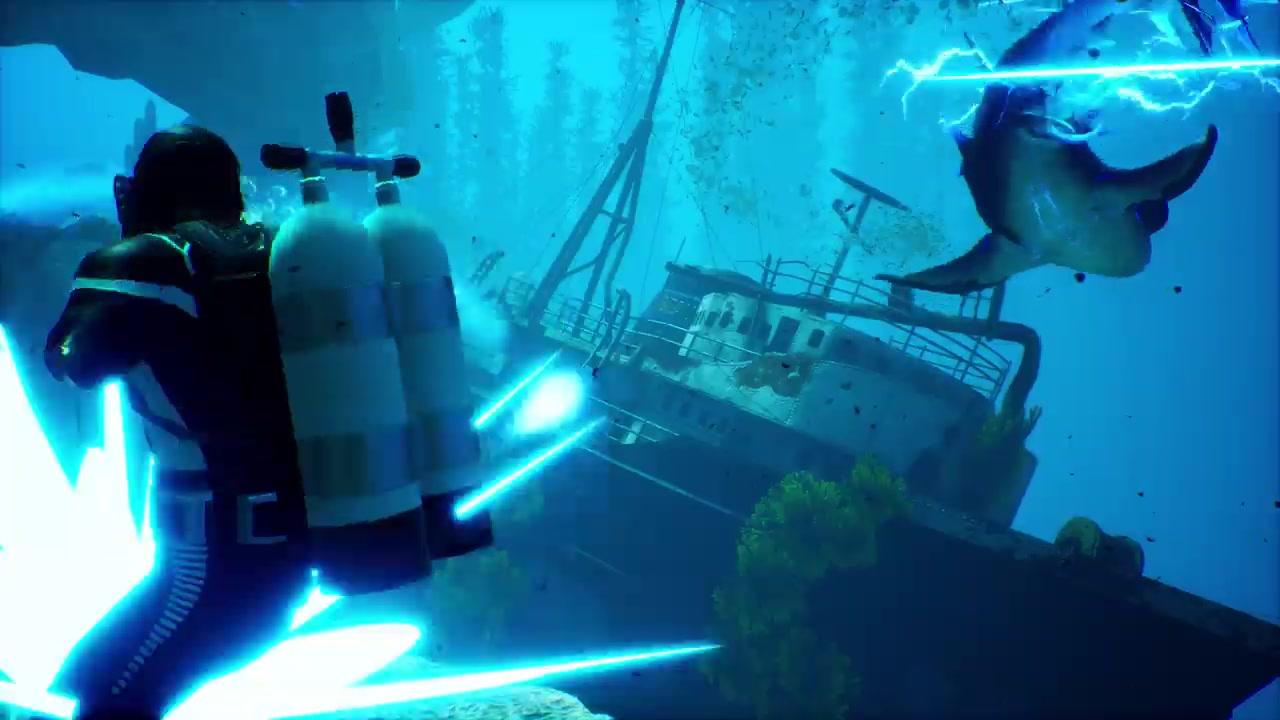 扮演鲨鱼向人类复仇 《食人鲨》上市预告片公布