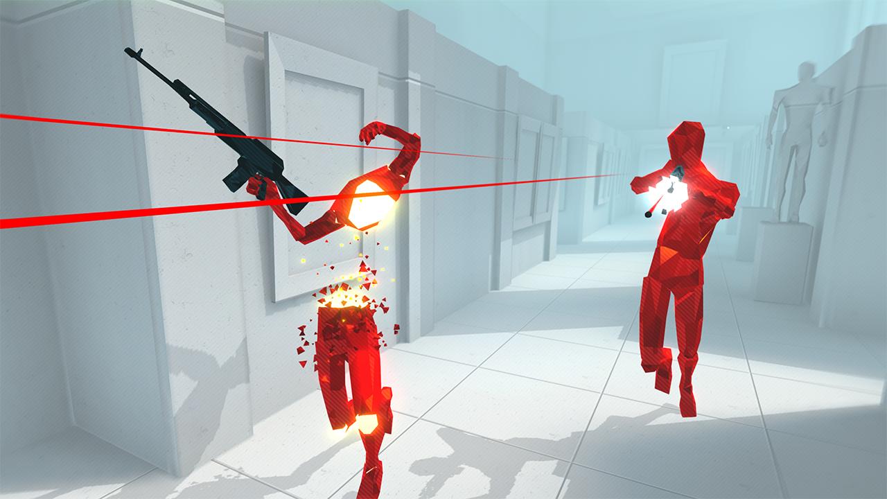 射击游戏《燥热》VR版销量已超200万套