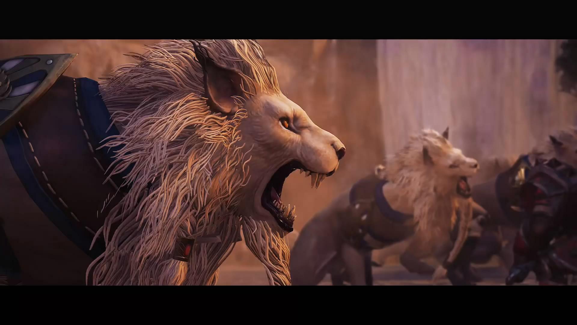 《全面战争:战锤2》新DLC预告 白狮战车霸气狂野