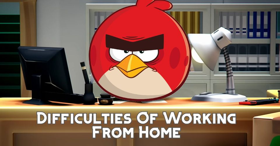 《愤怒的小鸟》开发商谈远程办公:严重影响生产力