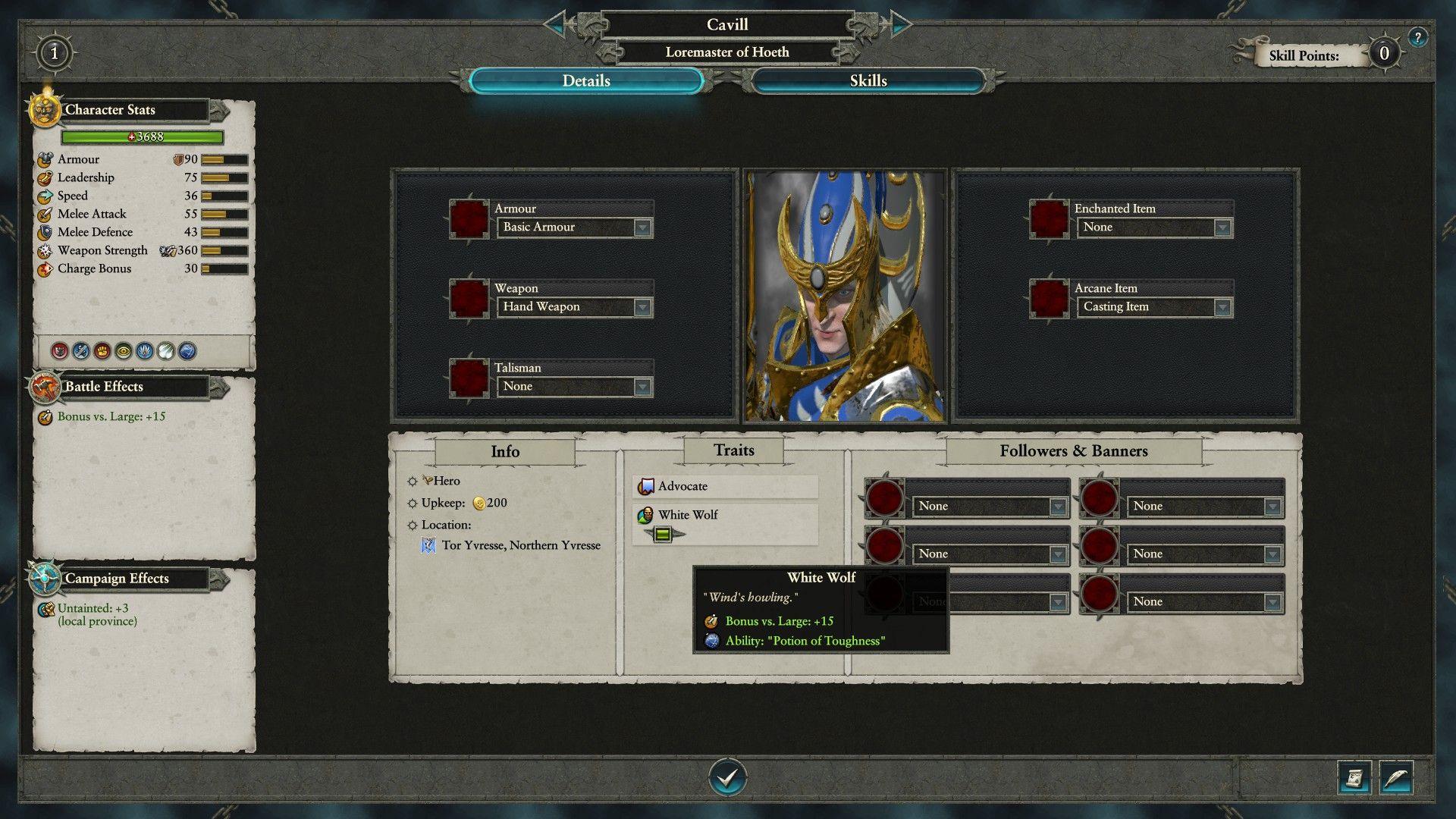 亨利·卡维尔作为彩蛋加入《全面战争:战锤2》新DLC