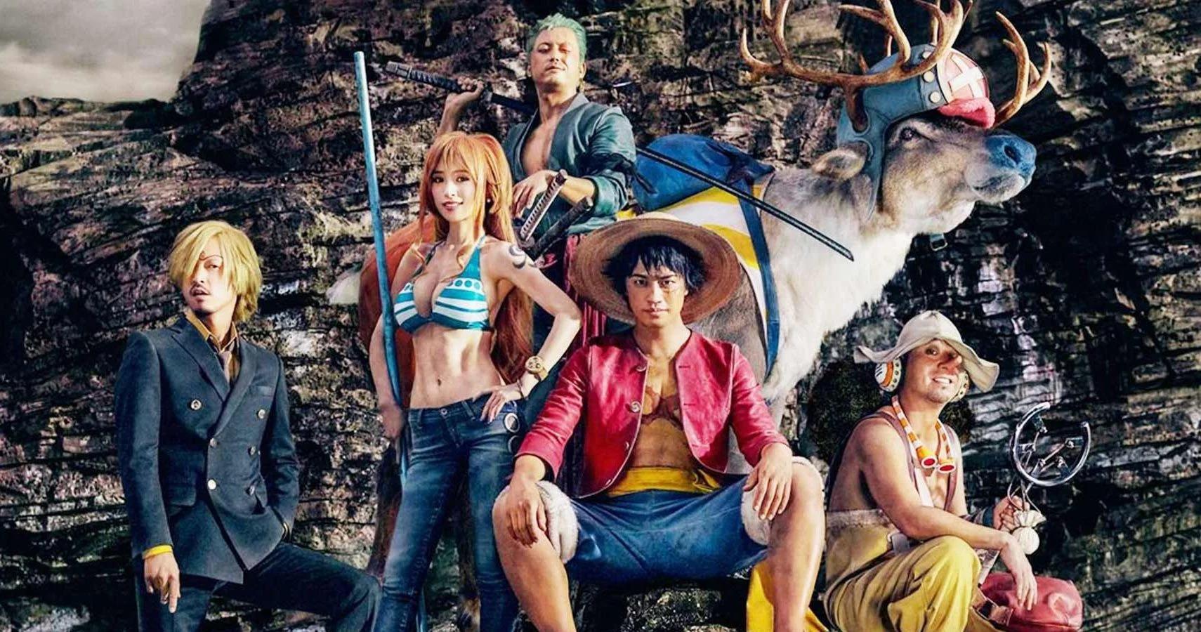 Netflix真人电视剧版《海贼王》剧本已完工 制作规模宏大