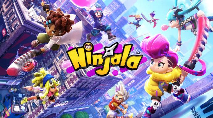 官宣:《Ninjala》5月31日举行第二次抢先体验会