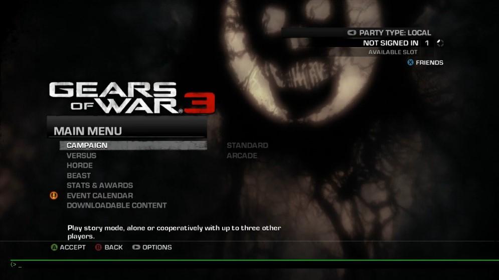 《战争机器3》竟然有PS3版?Epic:只是虚幻3测试