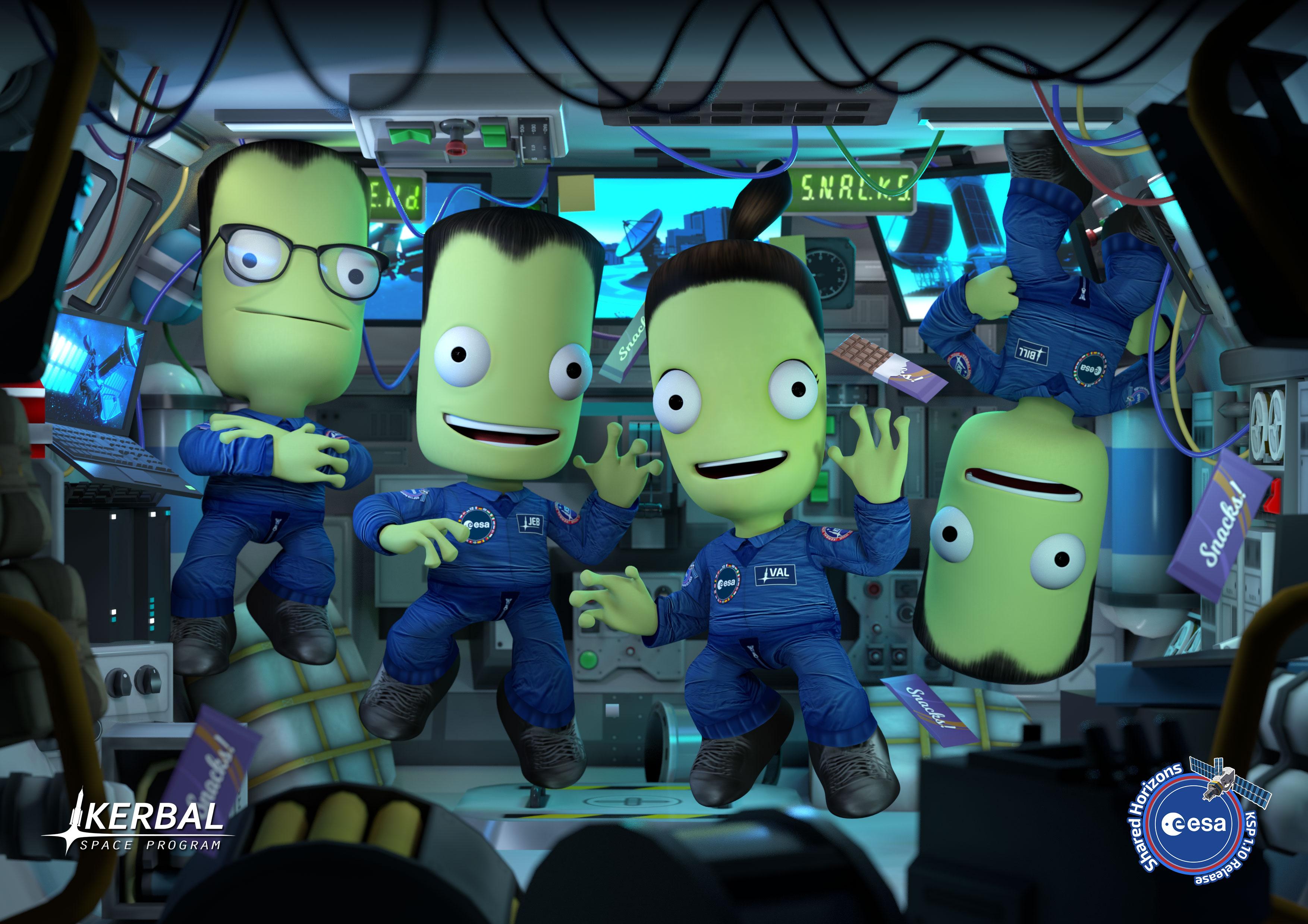受疫情影响《坎巴拉太空计划2》延期至明年秋季
