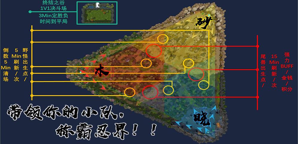 《疾风忍法帖》v4.2.4正式版[war3地图]