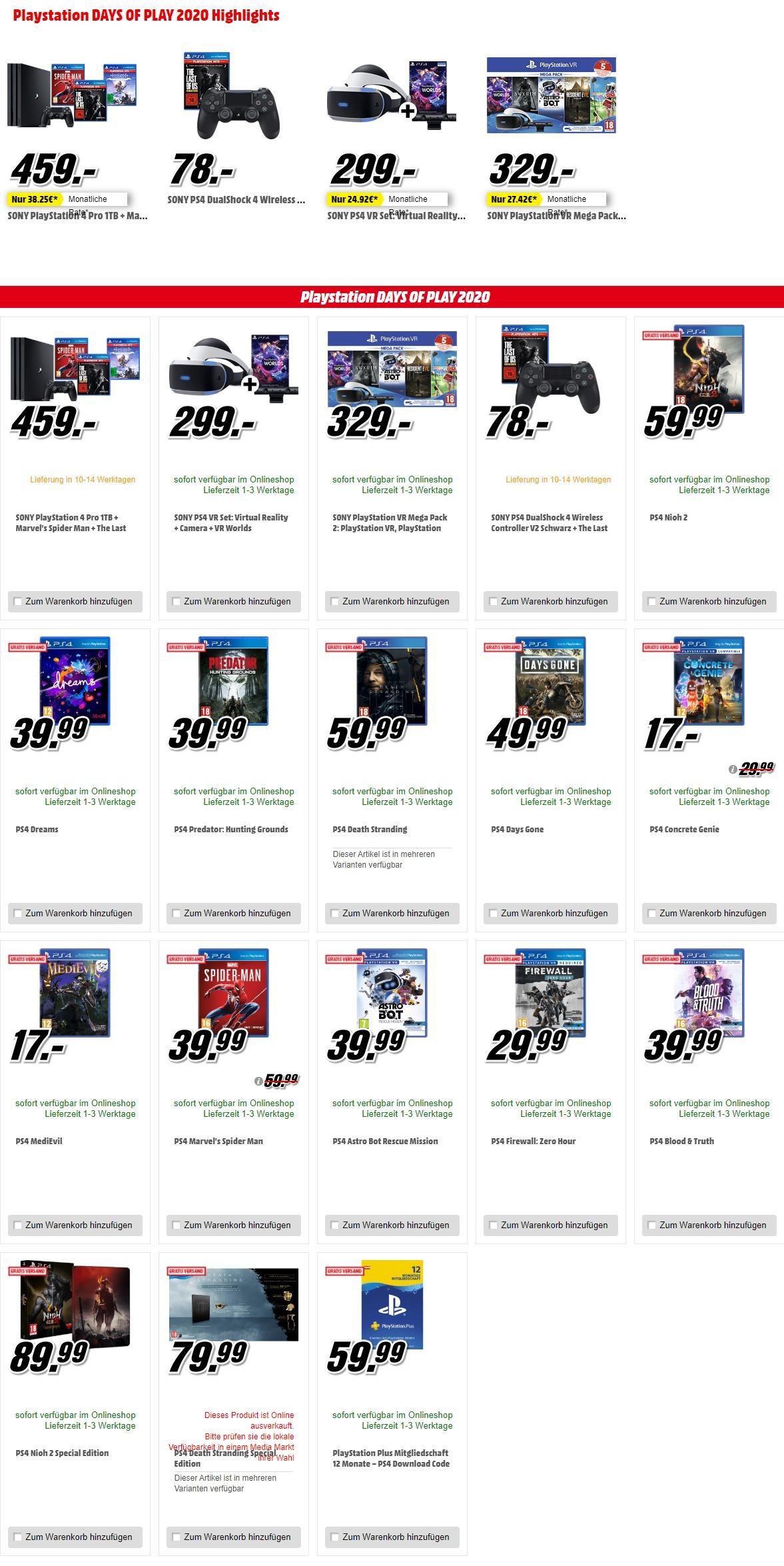 剁手准备!索尼2020年Days of Play或于5月25日开启