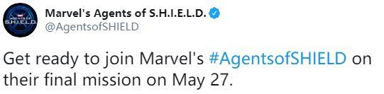《神盾局特工》最终季一周后上线 官方发布黑白角色照